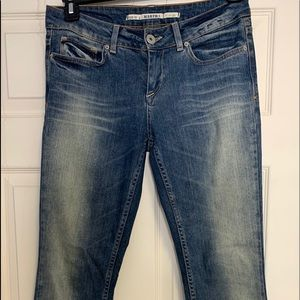 Topshop Moto Martha jeans